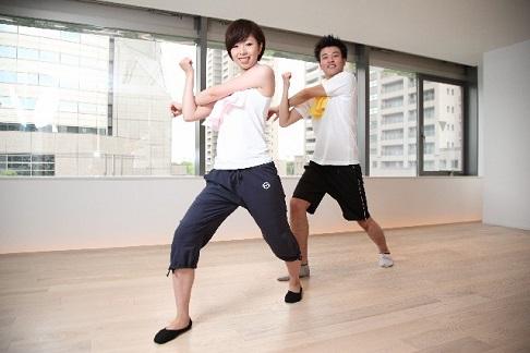 1:体を動かすことが好きなら、おすすめ!スポーツクラブ・ジム