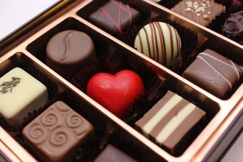 バレンタインチョコは、市販品がおすすめ!