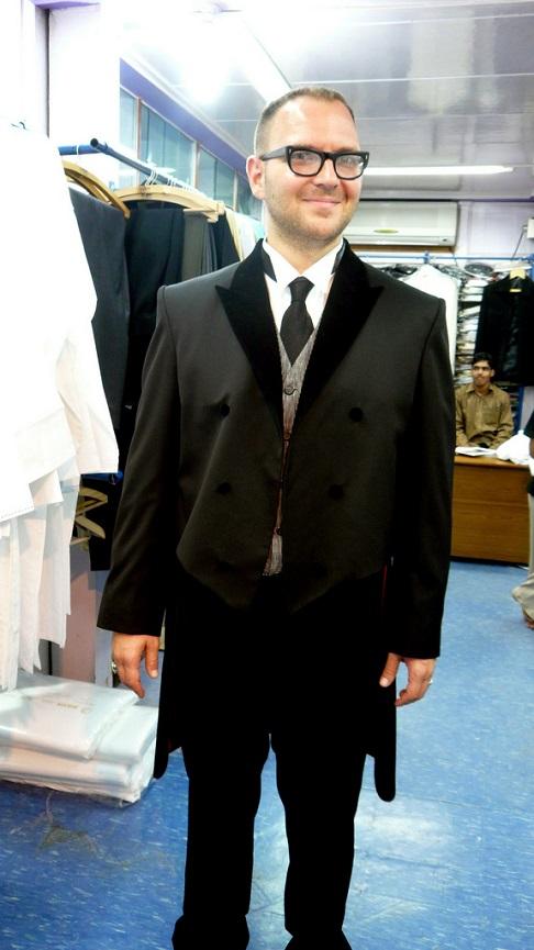 値段ではない。自分に似合うスーツを選ぶこと