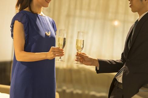 婚活パーティーの特徴